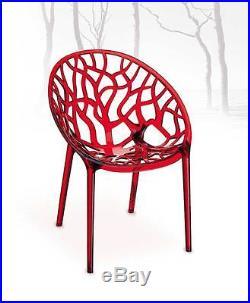 Acryl Plexiglas Ghost Chair Aus Hochfestem Polycarbonat Für Innen & Außen