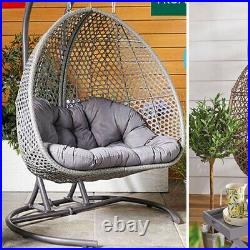 Aldi Double Seater Egg Chair