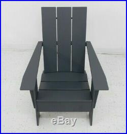 Authentic DWR Exclusive Adirondack Chair Design Within Reach