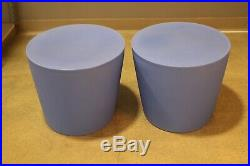 Authentic Knoll Outdoor Maya Lin Stones Seat, Set of 2 Design Within Reach