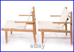 Authentic Norm Architects for DWR Finn Lounge Chair Set of 2 DWR