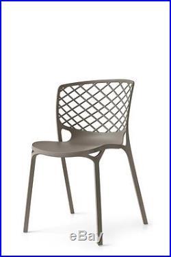 Calligaris Connubia robuster Stuhl Gamera 1459 viele Farben outdoor geeignet