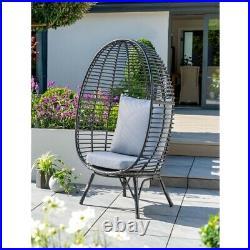 Egg Garden Chair Bubble Outside Patio Novaro