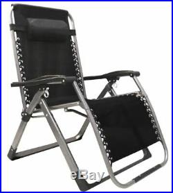 FOUR SEASONS OVERSIZED XL Extra Wide Seat (22.5) Zero Gravity Chair Recliner