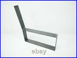 Garden Sofa Seat Back Rest End Bench Leg Rustic Scaffold Board Furniture