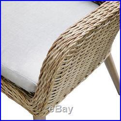 Gartenmöbel Ibiza Rattan div Sets Tisch Stühle Sitzgruppe Outdoor Garten Balkon