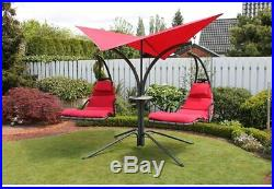 Leco Double Swing Seat Red