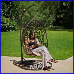 Outdoor Patio Furniture Modern Design Lounge Egg Wicker Chair
