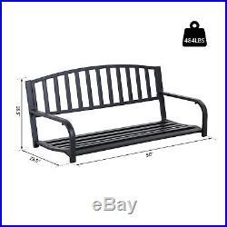 Patio Porch Hanging Swing Chair Garden Deck Yard Bench Seat Outdoor Furniture