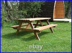 Picnic table heavy duty commercial grade