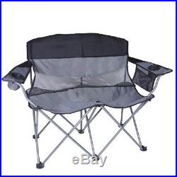 Stansport Apex Double Arm Portable folding Camping Beach Outdoor Chair