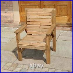 Wooden Garden Furniture Wooden Garden Chair Delivered Assembled
